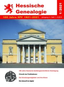 Titelseite HG Heft 1/2021